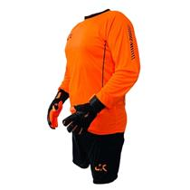 Goalkeeper Jersey orange